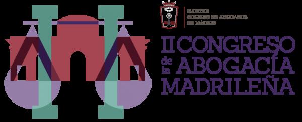 Logo II Congreso Abogacía Madrileña